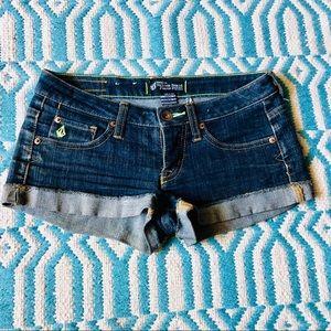 Volcom 💜 Jean Shorts